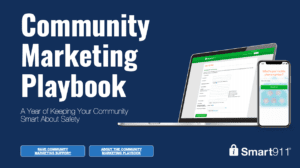 community marketing playbook cover