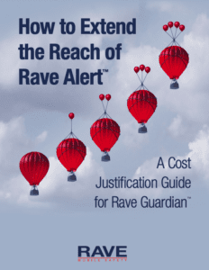 extend reach of rave alert resource preview