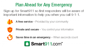 smart911 business cards