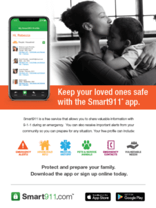 smart911 posters